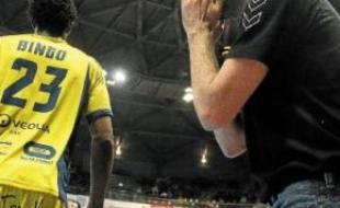 Joël Da Silva, entraîneur du Fénix.