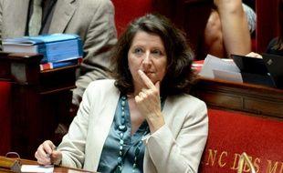 La ministre de la Santé Agnès Buzyn, le 25 septembre 2019.