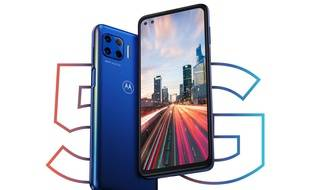 Motorola introduit son premier smartphone 5G
