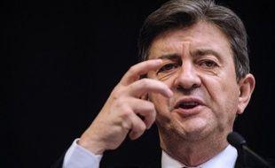 """Jean-Luc Mélenchon, coprésident du Parti de gauche, a affirmé mardi sur France 2 que la déclaration de patrimoine était """"un attrape-nigaud"""", """"une histoire de Jean-Foutre""""."""