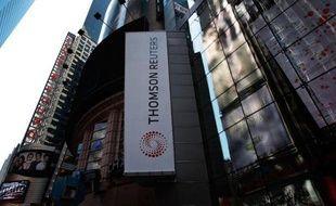 Le groupe anglo-canadien d'information financière et professionnelle Thomson Reuters, qui était tombé dans le rouge en 2011, a publié mardi des résultats meilleurs que prévus en espérant pouvoir continuer sur sa lancée.