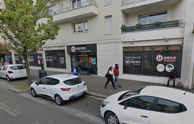 Rennes: Il brandit une hache dans un supermarché et sème la panique