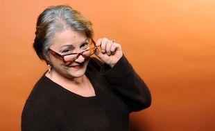 La comédienne Josiane Balasko.