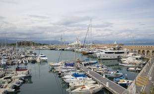 Le port Vauban d'Antibes. (archives)