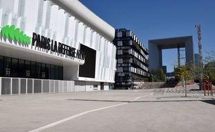 Paris La Défense Arena. (Illustration)
