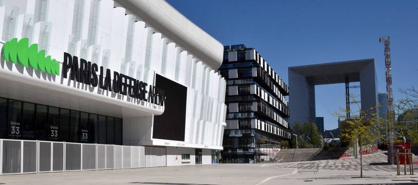 Paris La Défense Arena accuse 20 millions d'euros brut de perte à cause de la crise du coronavirus et du confinement. (Illustration)