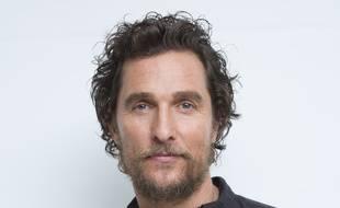L'acteur Matthew McConaughey