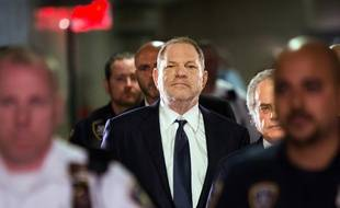 Harvey Weinstein au tribunal, à Manhattan, en juin 2018.