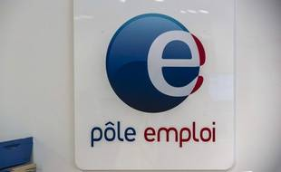 Le logo de Pôle emploi