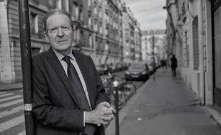 Le journaliste et écrivain Jean Bothorel