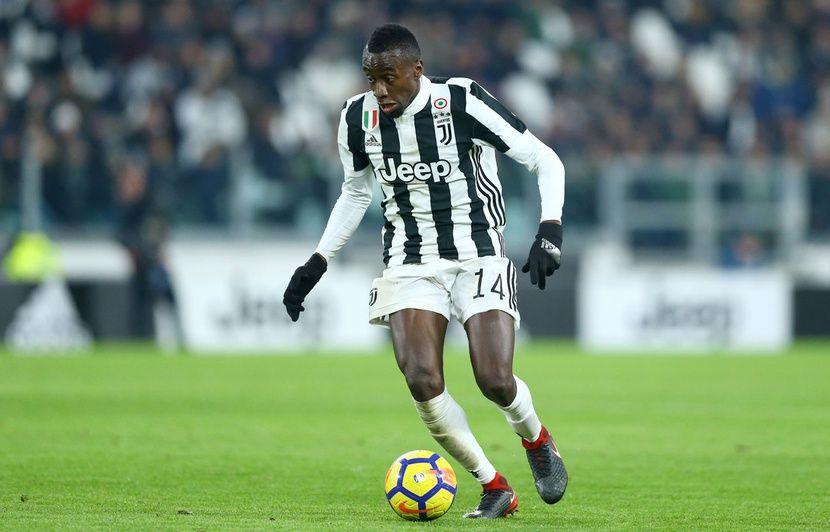 Maillot Domicile Juventus BLAISE MATUIDI