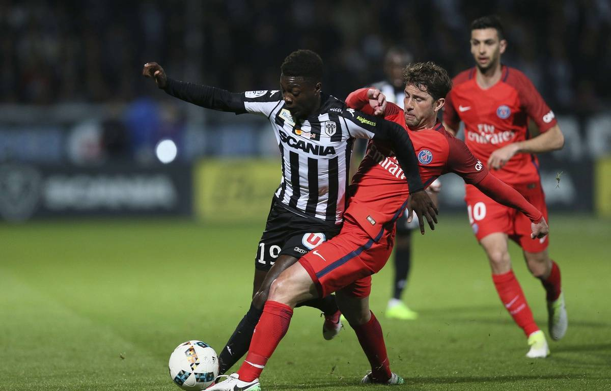 L'Angevin Nicolas Pepe devrait signer à Lille (AP Photo/David Vincent)/DAV105/17104762453425/1704142322 – David Vincent/AP/SIPA