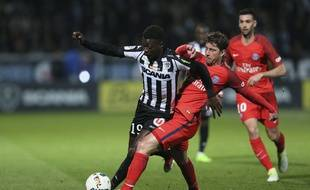 L'Angevin Nicolas Pepe devrait signer à Lille (AP Photo/David Vincent)/DAV105/17104762453425/1704142322
