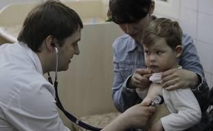 Seule une couverture vaccinale de 95% de la population permettrait d'éradiquer la rougeole.