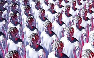 Pochette de l'album de l'artiste electro Zimmer