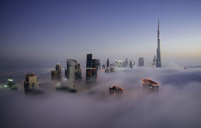 648x415 dubai in the fog with on the left the world s tallest hotel 3 cornetnicolas 163802 credit nicolas