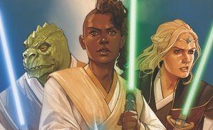« Star Wars » ouvre une nouvelle page avec des romans et comics sur l'avant Skywalker et la Haute République