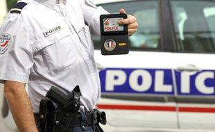 Illustration policier.