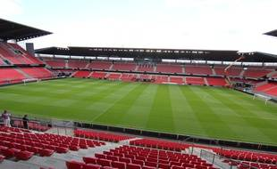 Le Roazhon Park pourra accueillir du public pour le premier match de Ligue des champions du Stade Rennais.