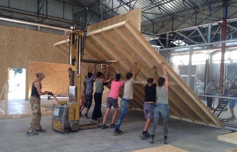 Strasbourg: La COOP devient la Virgule, un espace pour les artistes