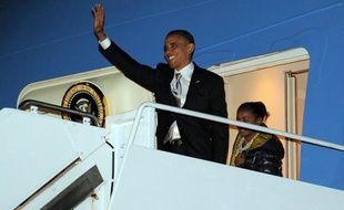 Le président des Etats-Unis Barack Obama, même nettement réélu, retrouve à Washington une difficile cohabitation avec les républicains du Congrès dans un contexte de reprise économique encore hésitante et de dette abyssale.