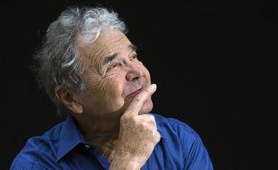 Le chanteur Pierre Perret en juin 2014.