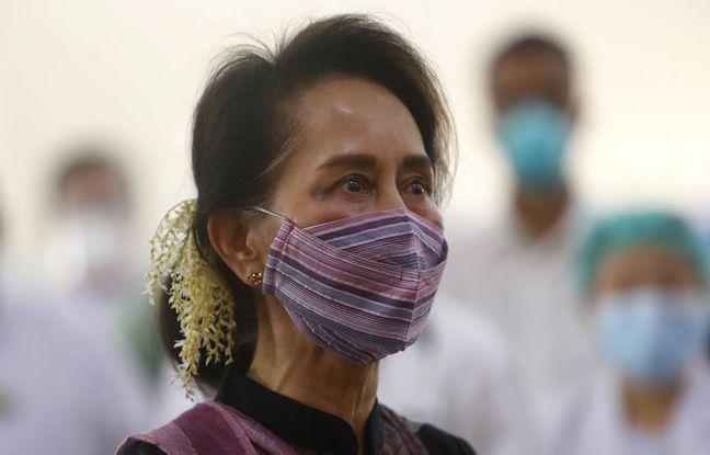 648x415 aung san suu kyi a naypyidaw capitale de la birmanie le 27 janvier 2021