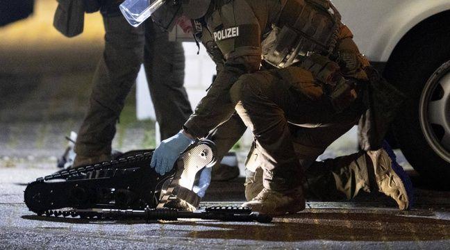 En Allemagne, la présence policière renforcée après les fusillades à Hanau