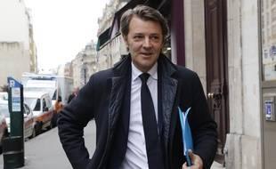 François Baroin, sénateur-maire LR de Troyes