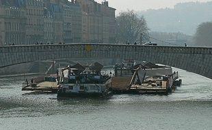 La pollution sévit depuis le 7 mars.