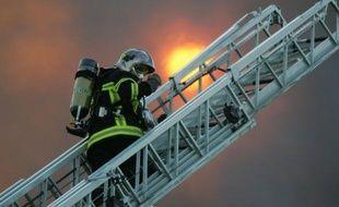 Un important incendie touchant une entreprise de Saint-Etienne s'est propagé samedi au centre national d'archivage de l'Armée de Terre, sans y faire de dégâts importants, et semblait circonscrit en fin de soirée, a-t-on appris auprès des pompiers.