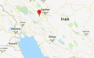 L'avion, qui avait décollé de l'émirat de Charjah, s'est écrasé près de la ville de Shahr-e Kord, à environ 400km au sud de Téhéran.