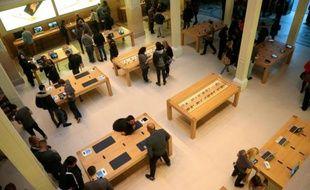 Un accord sur le travail dominical signé chez Apple
