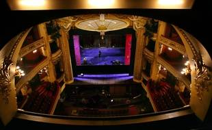 Vous aussi, vous pouvez vous cacher dans un coin de l'Opéra comique pour assister à un concert.