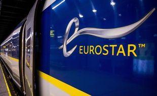 Eurostar, le 1er janvier 2021.