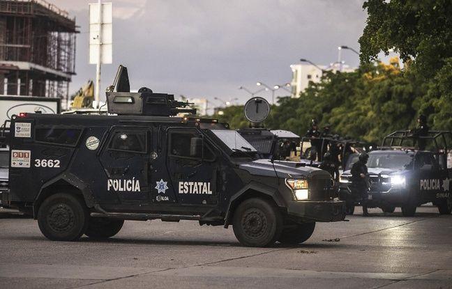 Mexique: Violents affrontements entre la police et les hommes d'«El Chapo» après l'arrestation de l'un de ses fils