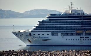 Une navire de la compagnie Costa Croisières (illustration).