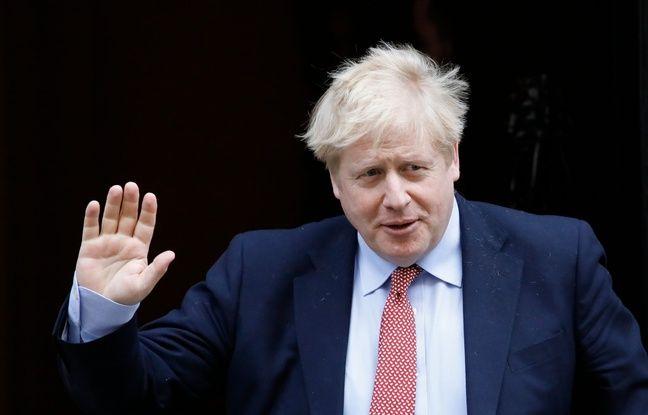 Coronavirus : Le Premier ministre britannique Boris Johnson, positif au Covid-19, hospitalisé pour des examens
