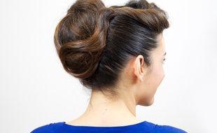 Le chignon Grace Kelly, une coiffure indémodable.