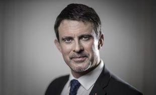 L'ancien Premier ministre Manuel Valls le 20 décembre 2017 à Paris.