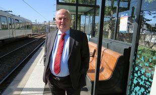 Alain Boeswillwald, 69 ans, est entré à la TAN en 1990.