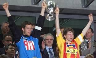 Le 7 mai 2000, au stade de France, le FCN battait (2-1) Calais en finale de la Coupe de France.