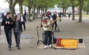 Nile Rodgers le 22 juin à Londres