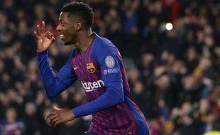 Le Barça met le paquet pour discipliné Dembouz.
