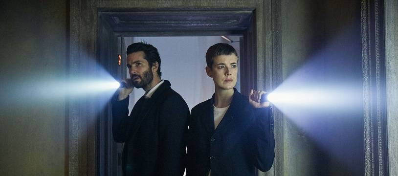 Jim Sturgess (Robert Hicks) et Agyness Deyn (Elaine Renko) dans «Hard Sun».