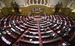 Vue générale du Sénat, le 13 novembre 2012