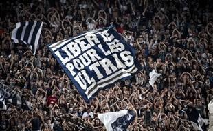Supporters de Bordeaux