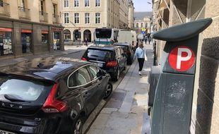 Gratuit pendant un mois, le stationnement est de nouveau payant à Rennes.
