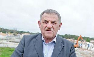 René Marratier, le maire de La Faute.