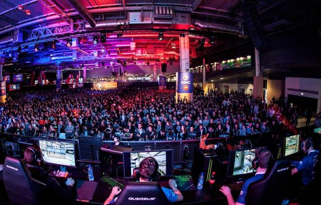 Un public toujours plus nombreux pour découvrir un large panel de jeux/ disciplines.